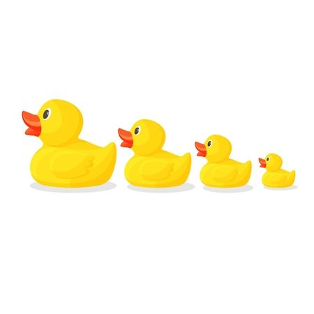 6,138 Rubber Duck Cliparts, Stock Vector And Royalty Free Rubber.
