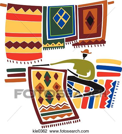 Rugs Clipart & Free Clip Art Images #18722.