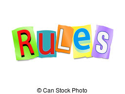 Rules Illustrations and Clip Art. 91,732 Rules royalty free.