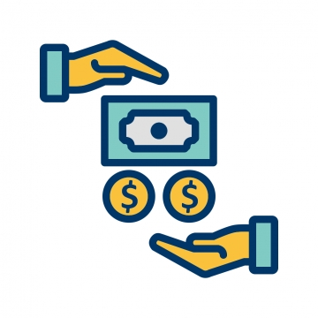 Salary Icon Png, Vector, PSD, and Clipart With Transparent.