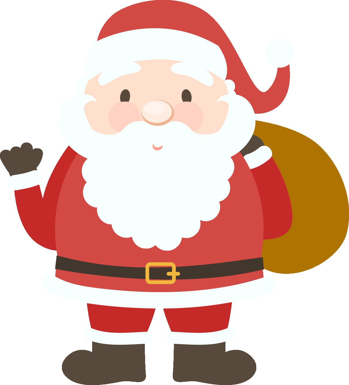 Santa claus,Cartoon,Clip art,Fictional character,Illustration.