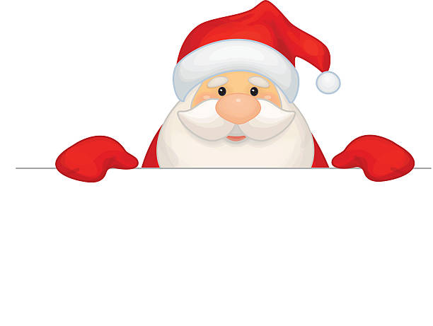 Best Santa Clipart Illustrations, Royalty.