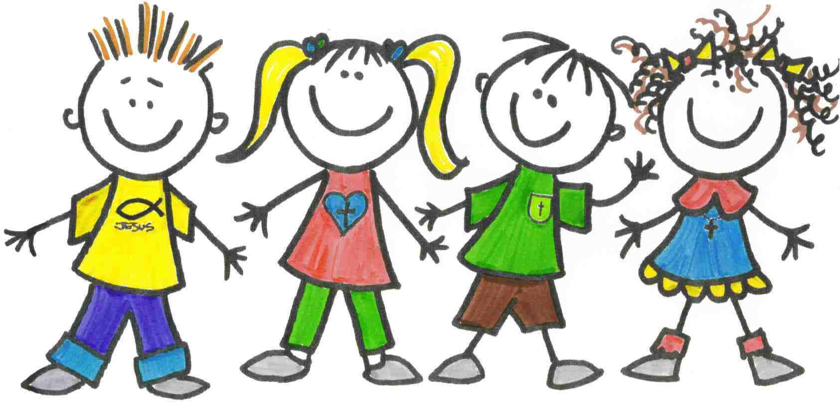 Free clipart school kids 3 » Clipart Portal.