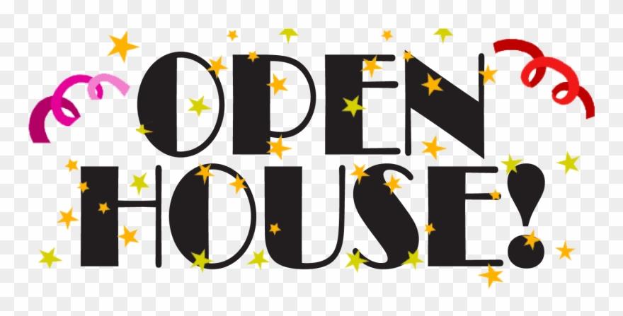 clip art school open house #4