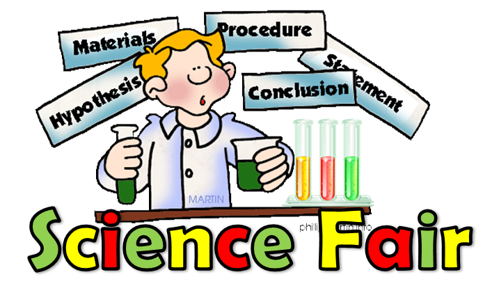 24+ Science Fair Clipart.