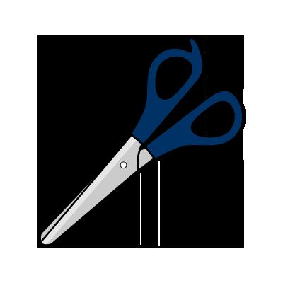 Download Scissors Icon Clip Art PNG.