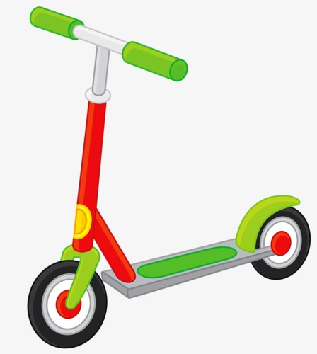 Scooter Clipart & Clip Art Images #32656.