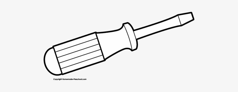 Clip Art Free Download Tools Clipart Screwdriver.