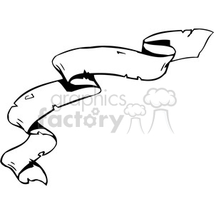 ribbons banners scroll clipart 067 . Royalty.