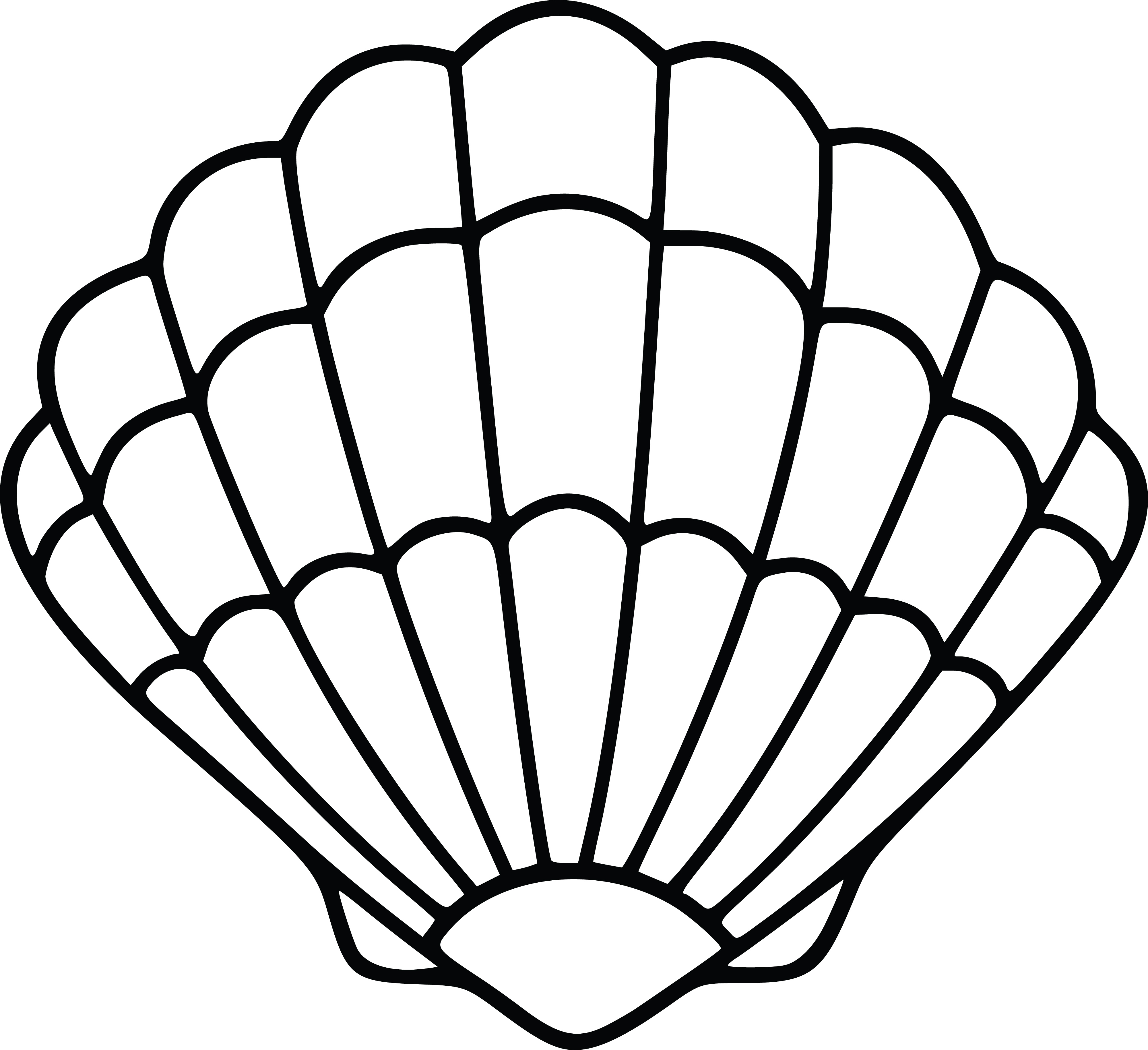 Shell Clipart & Clip Art Images #32169.