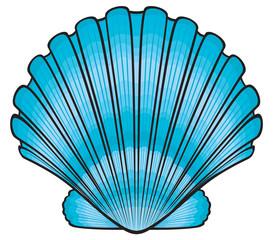 Seashell Clipart photos, royalty.