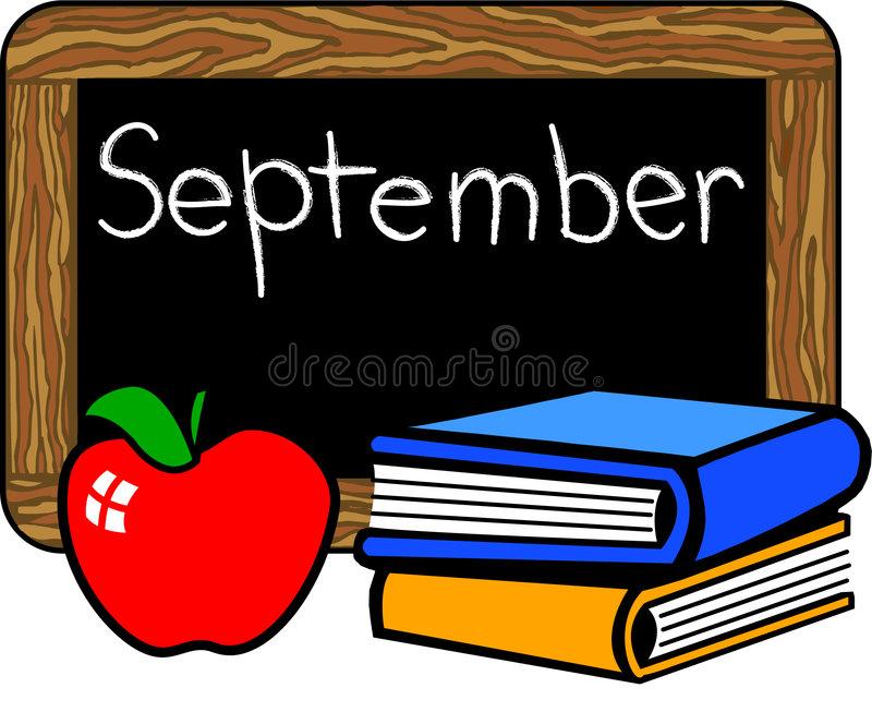 September Stock Illustrations.