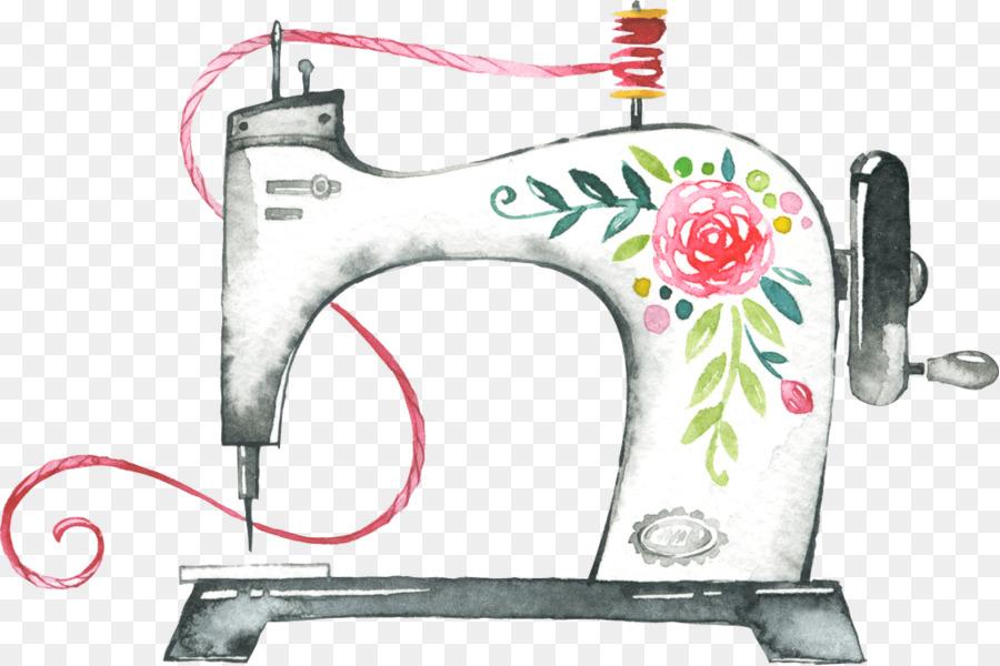 sewing machine clipart The Sewing Machine Sewing Machines Clip art.