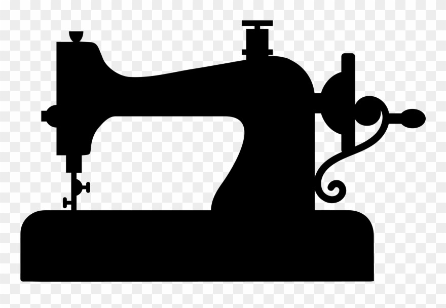 Sewing Machine Clipart Mother.