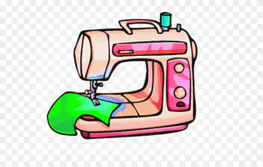 Sewing Machine Clipart Sewing Class.