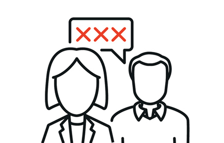 Men and women see sexual harassment in the workplace differently.