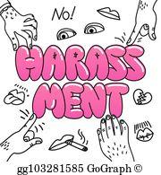 Sexual Harassment Clip Art.