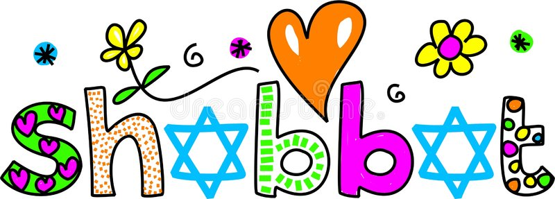 Shabbat Stock Illustrations.
