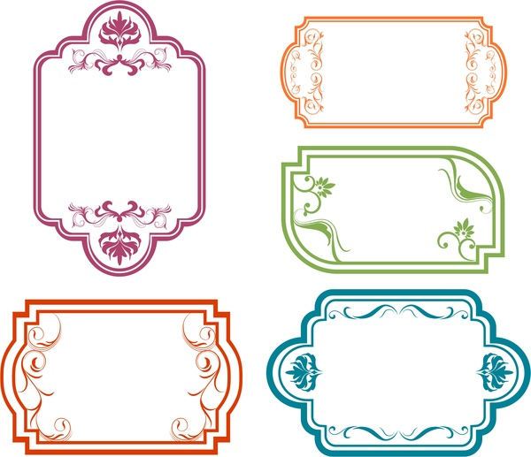 Shapes And Designs Clipart Clipart.