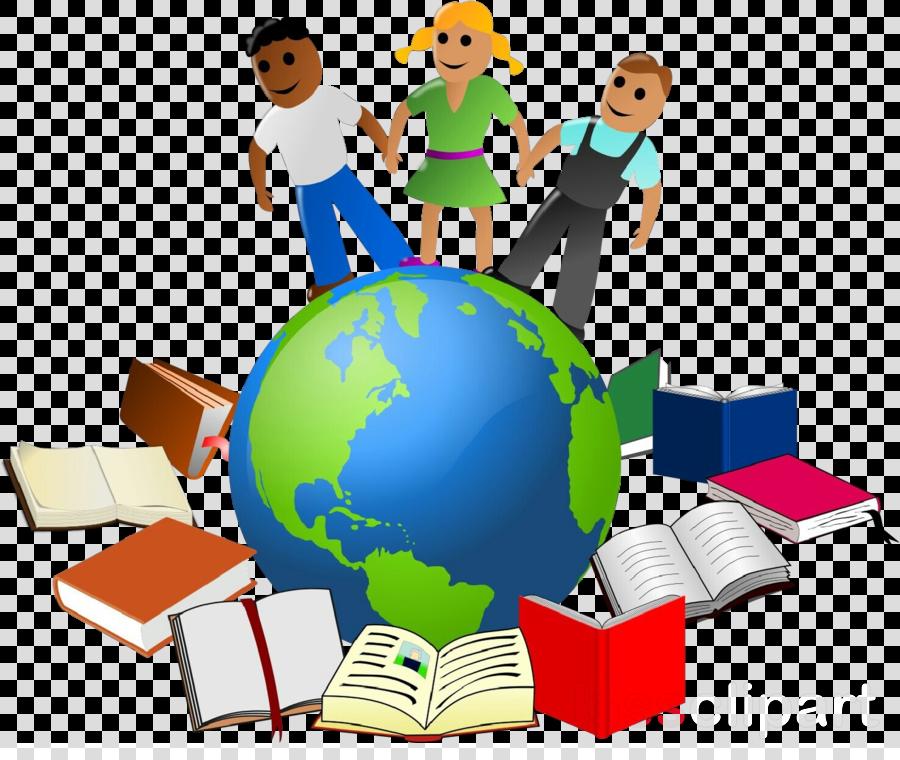clip art sharing cartoon globe collaboration clipart.
