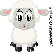Sheep Clip Art.