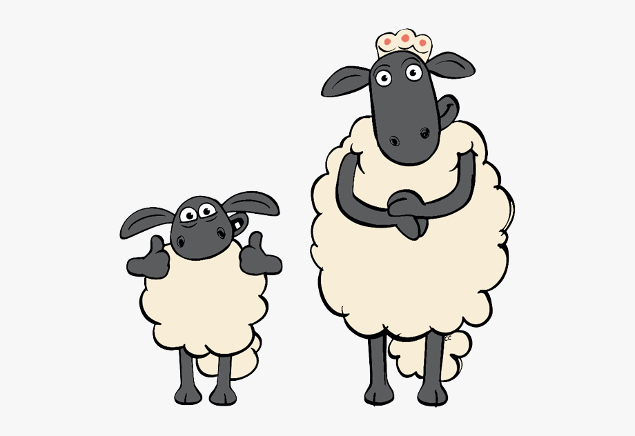 Family Clipart Sheep.