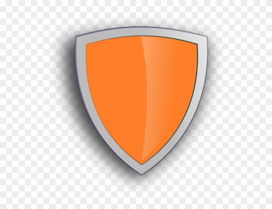 Cartoon Shield Transparent Background Clipart (#293097).