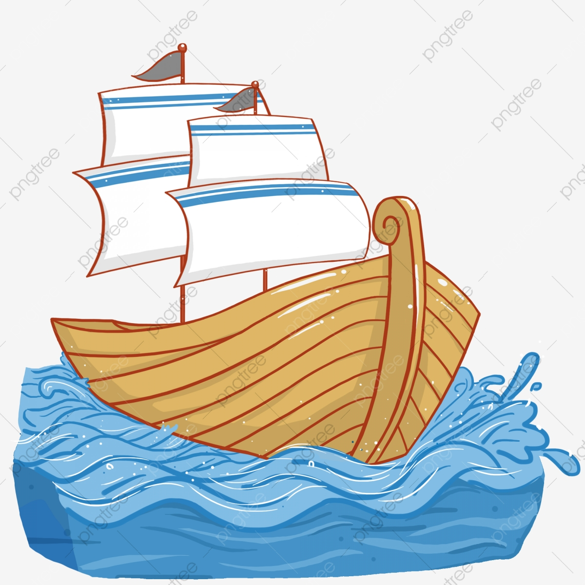 Pirate Ship, Pirate Clipart, Ship Clipart PNG Transparent Clipart.