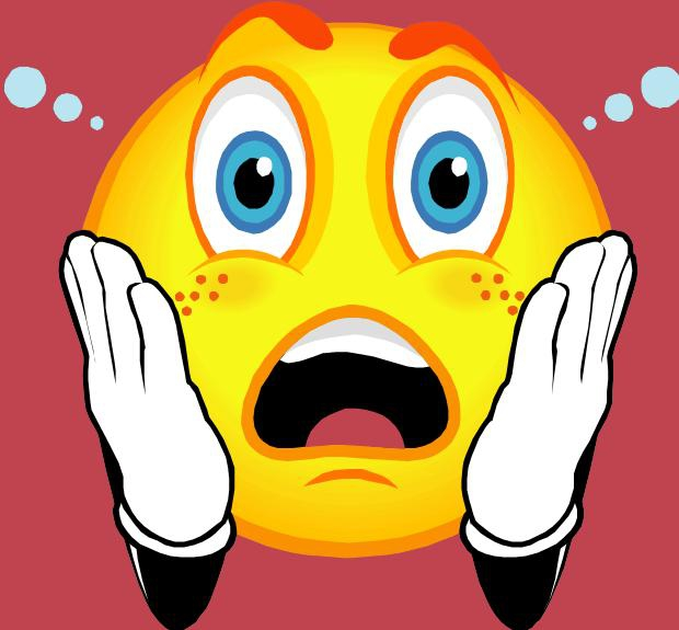 Free Picture Of Shocked Face, Download Free Clip Art, Free Clip Art.