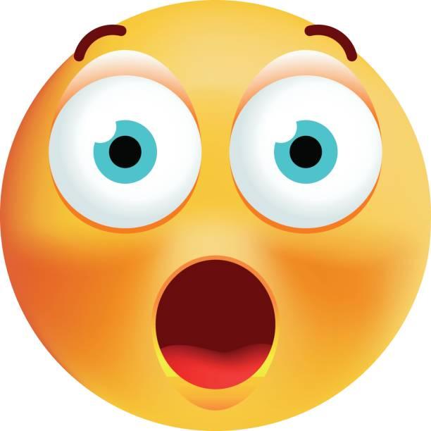 Surprise face clipart 4 » Clipart Station.