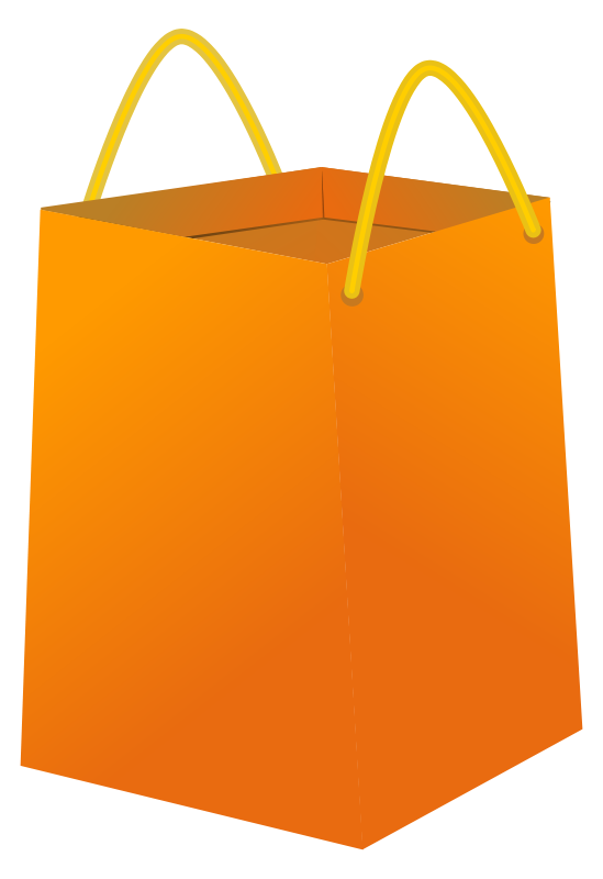 Free Clipart: Shopping bag.