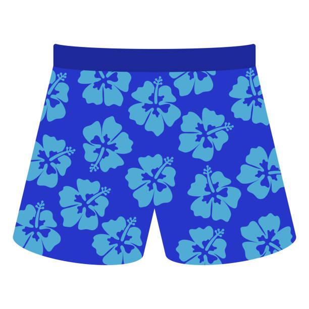 Best Swimming Shorts Illustrations, Royalty.