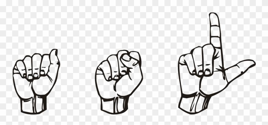 American Sign Language Asl.