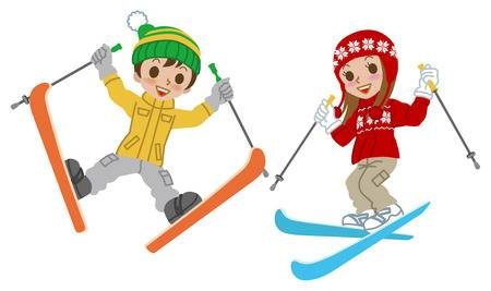 11,140 Skier Cliparts, Stock Vector And Royalty Free Skier Illustrations.