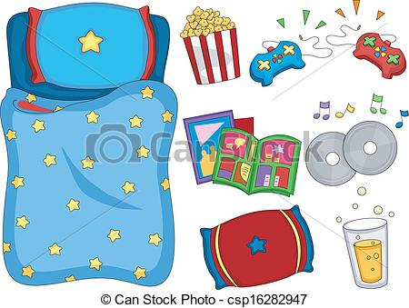 Sleepover Clipart and Stock Illustrations. 121 Sleepover vector.