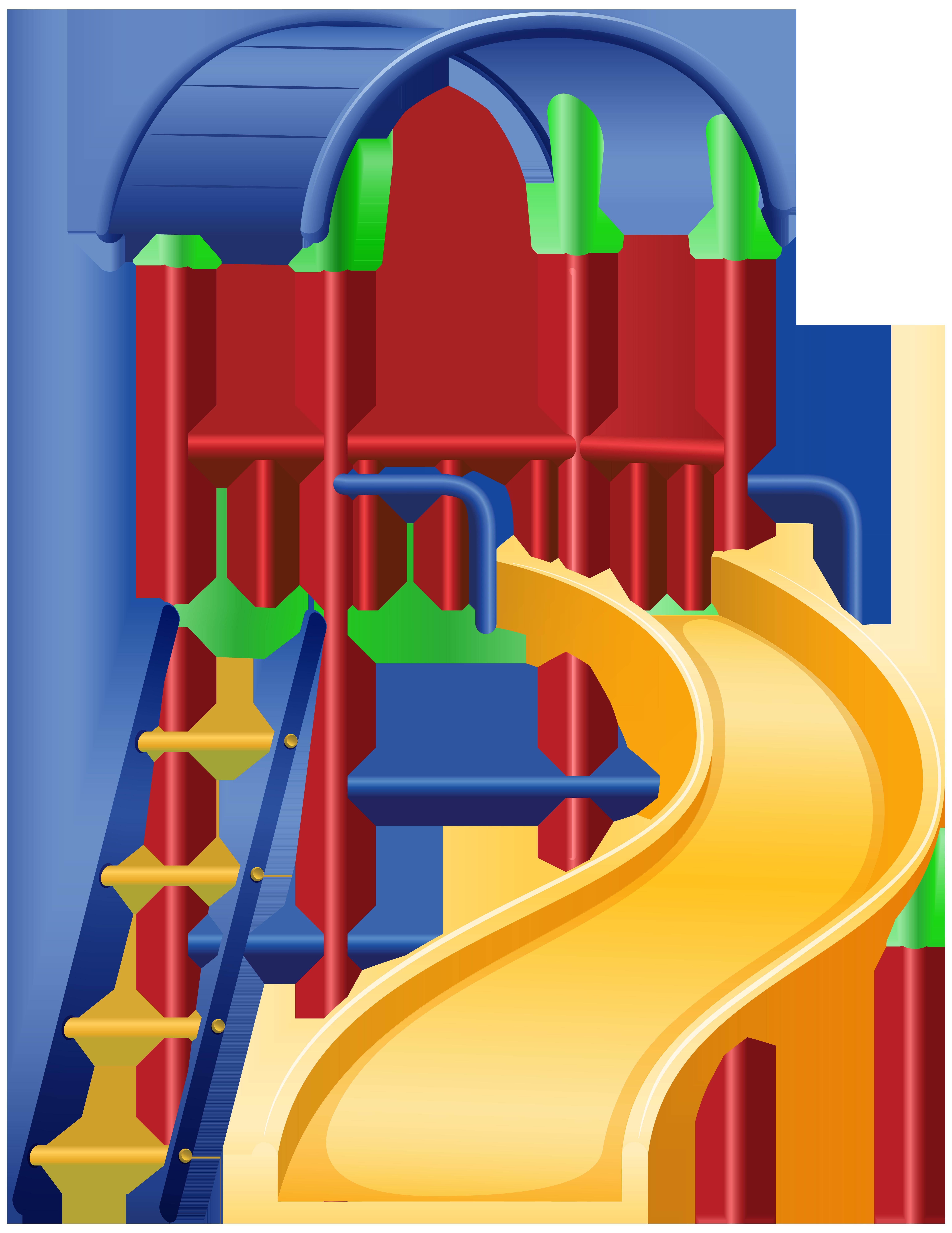 Slide PNG Clip Art.