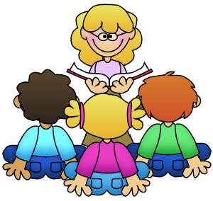 Small Group Learning Clipart #.