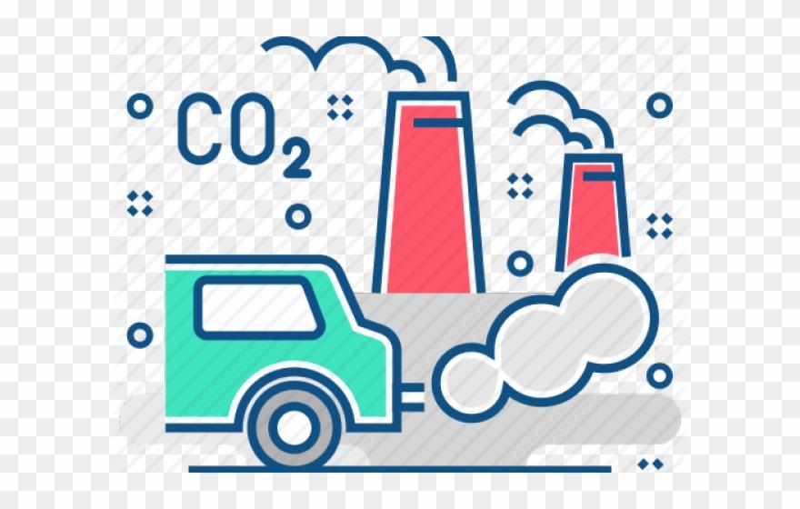 Smog Clipart Environmental Problem.