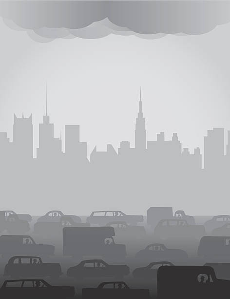 Best Smog Illustrations, Royalty.