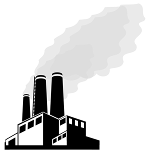 Smog Factory clipart, cliparts of Smog Factory free download (wmf.
