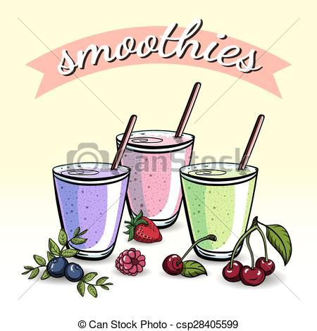 Smoothies clipart 3 » Clipart Portal.
