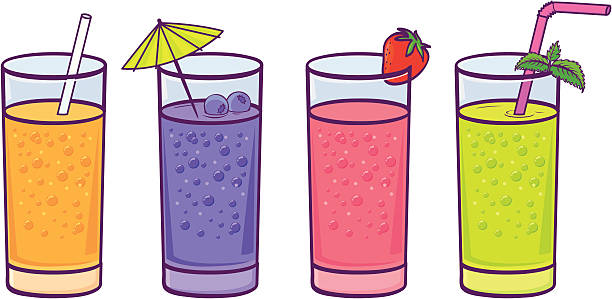 Smoothie clipart fruit smoothie pencil and in color jpg.