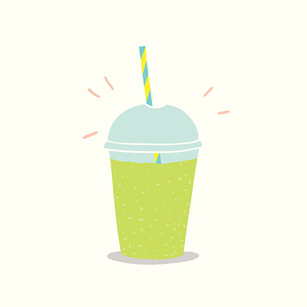 Best Smoothies Illustrations, Royalty.