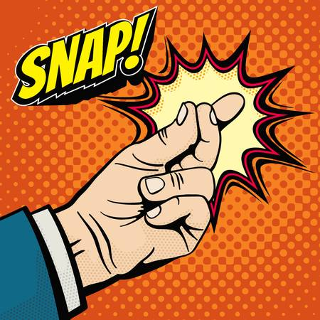 7,409 Snap Cliparts, Stock Vector And Royalty Free Snap Illustrations.