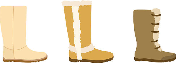 Best Winter Boots Illustrations, Royalty.