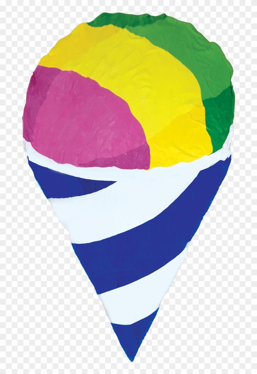 Clip Art Snow Cone Png Transparent Png (#4157361).