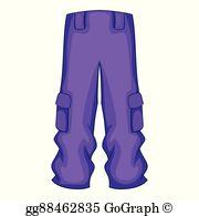Snow Pants Clip Art.