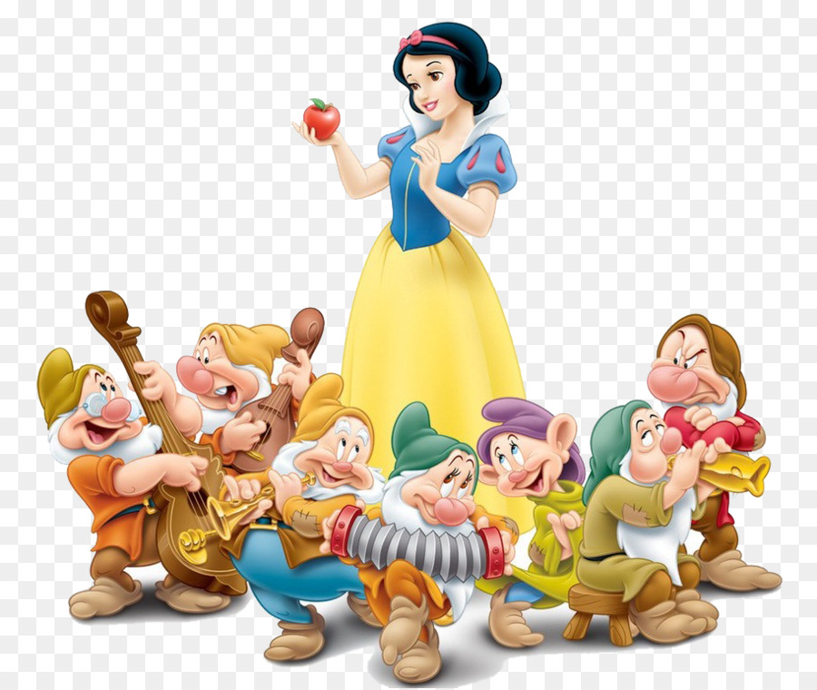 Snow White png download.