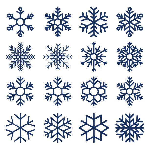 Top 60 Snowflake Clip Art Vector Graphics And Illustrations IStock.