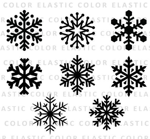 Snowflake svg.